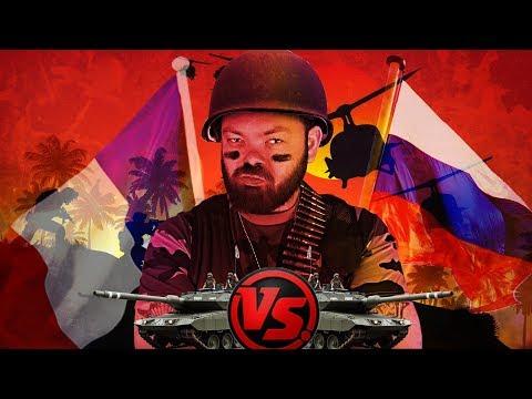 ARMÉE FRANÇAISE 🇫🇷 VS RUSSE 🇷🇺 - DaniiL le Russe