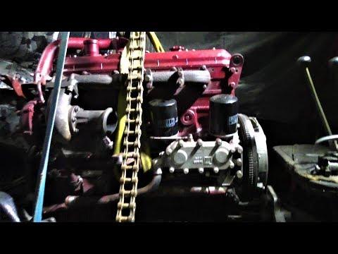 Завершил Кап ремонт#свап#gaz 66 Swap дизельного двигателя фиат 5.9 и пайка патрубка латунью#шишига#