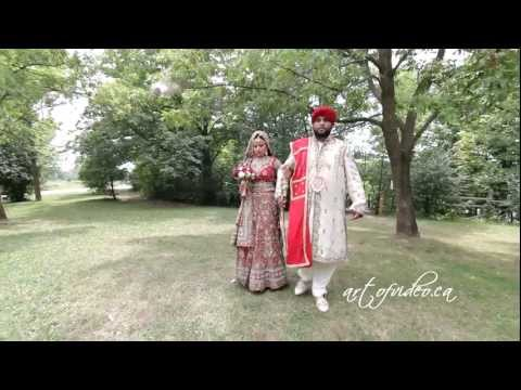 Sabs + Deepi : South Asian Wedding Video