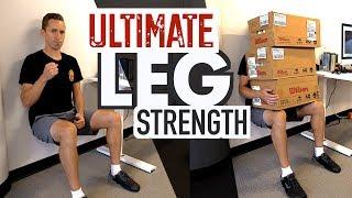 ULTIMATE Leg Strength (tennis training)