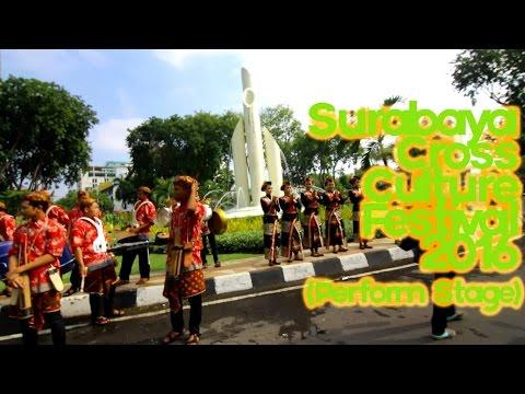 Surabaya Cross Culture Festival 2016 • Perform Stage • UN Habitat Prepcom III