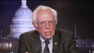 Bernie Sanders Slams Trump for Ignoring Climate Change, Income Inequality & Voter Suppression