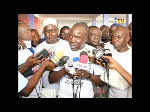 ITV/ Marche des câblodistributeurs du Sénégal contre canal horizon