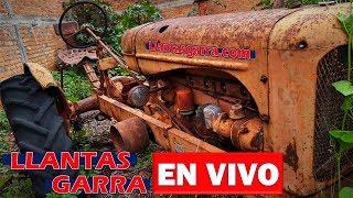 Gambar cover EN VIVO: LLANTAS GARRA. // Pregunten lo que quieran.