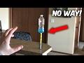 TOP 5 LUCKIEST WATER BOTTLE FLIPS OF 2017 (Insane Water Bottle Flip Trick Shots)