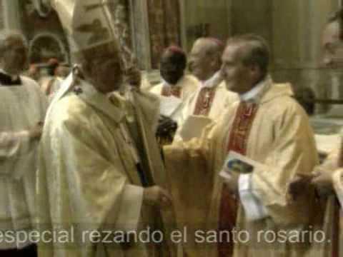 17 de mayo1992: beatificación de Josemaría Escrivá