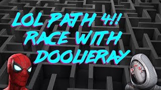 Labyrinth Race with DoolieRay!