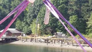 Ketron Island (plane crash island)