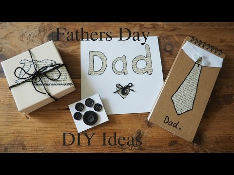 Fathers Day DIY Ideas