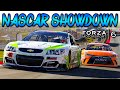 FM6 | INTENSE NASCAR SHOWDOWN!!! | EK & Tomcat