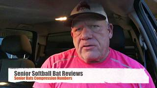 Senior Softball Bat Reviews (Talking Testing Numbers)