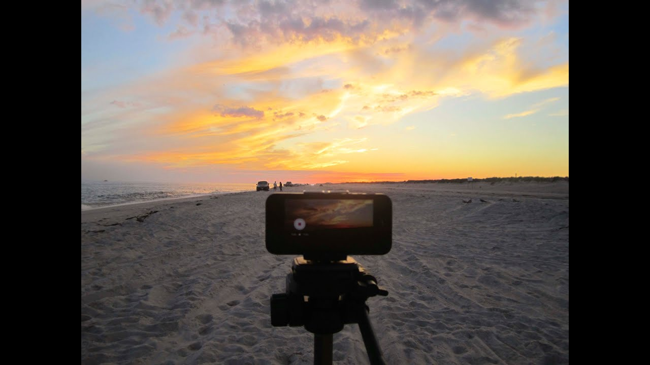 Sunset At Robert Moses Beach Field 2