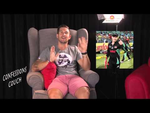 Cameron Delport moans about David Miller on the Confession Couch