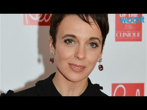 Amanda Abbington Talks About Working With Her Ex
