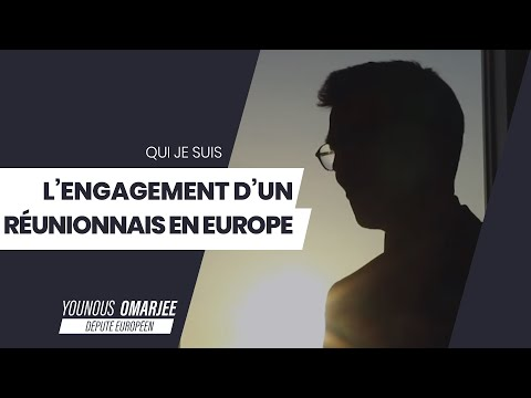 ANTENNE RÉUNION : L'ENGAGEMENT D'UN RÉUNIONNAIS EN EUROPE