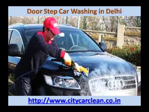 Car Cleaning Service in Delhi