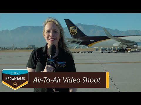 BrownTales: Air-to-Air Video Shoot