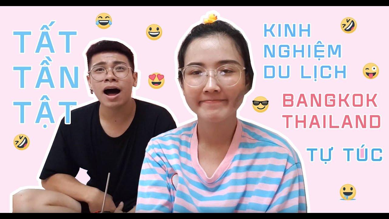 THAILAND VLOG #5 | CAMAPMAP'S TRAVEL – Du lịch Thái Lan | KINH NGHIỆM ĐI THÁI