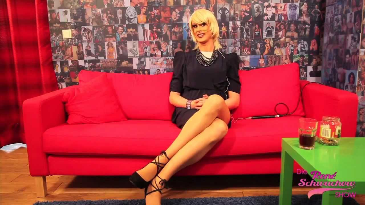 Need die rene schwuchow show sport1 really hot outfit
