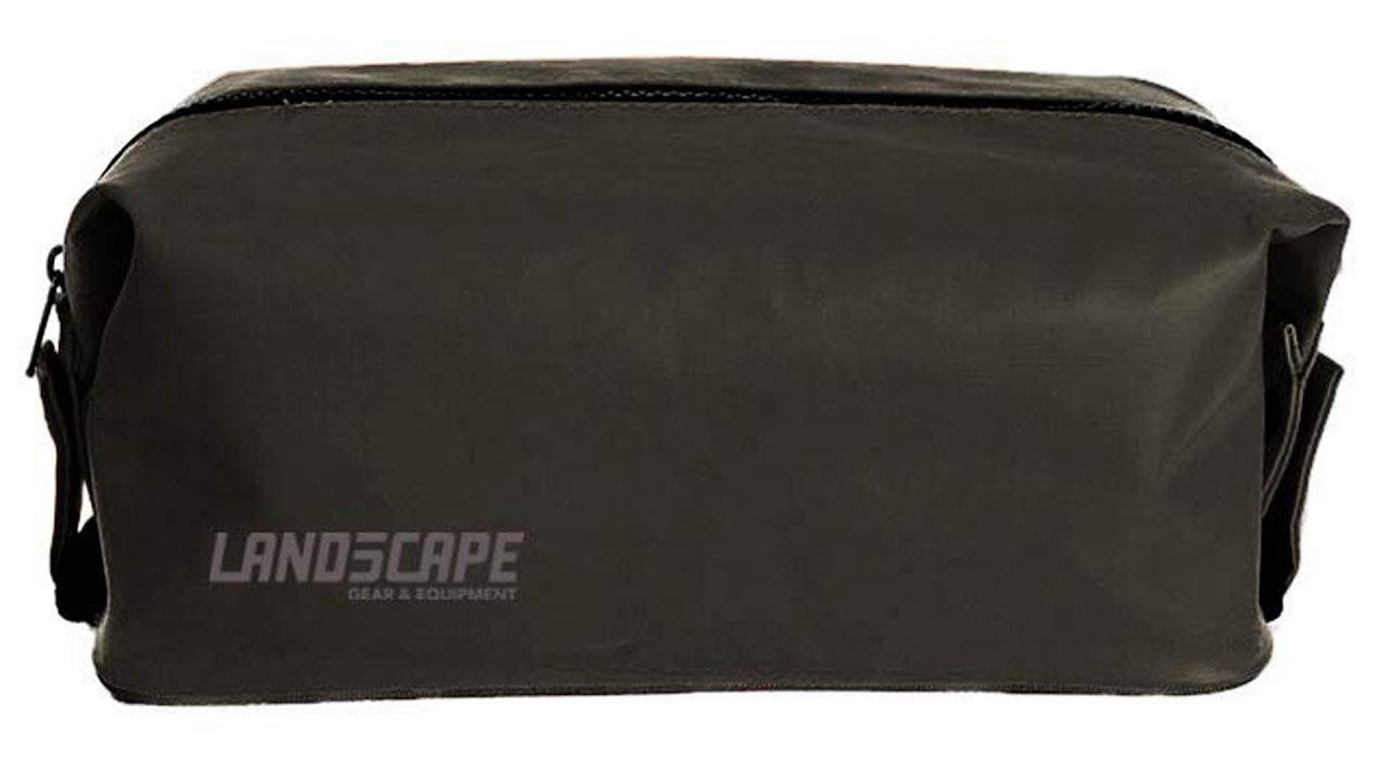 1138907f2c2c Waterproof Tarpaulin Dopp Kit, Toiletry Bag Organizer