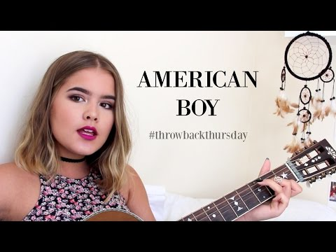 American Boy - Estelle ft Kayne West / Cover by Jodie Mellor - #ThrowbackThursday