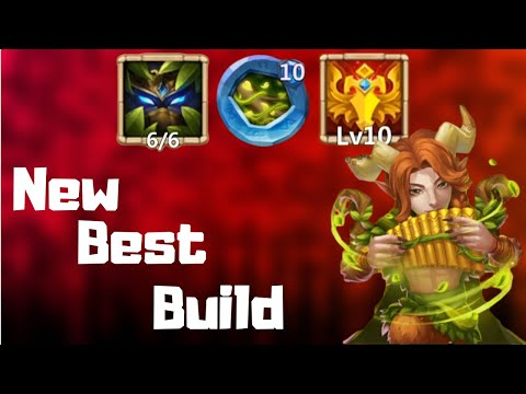 New Hero, New Build | Rambard Best Setup Part 2 | Castle Clash