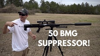 Silencing the 50BMG BEAST!  Innovative Arms Mojave