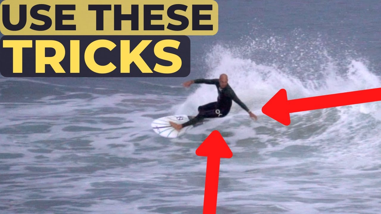 How To Surf Like Kelly Slater | In-Depth Cutback Tutorial