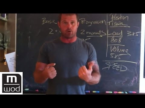 Mwod Rehab/post surgery template | Feat. Kelly Starrett | MobilityWOD