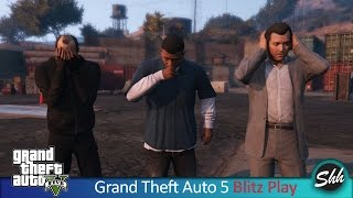 GTA 5 Mission Blitz Play Gameplay PC Walkthrough No Commentary