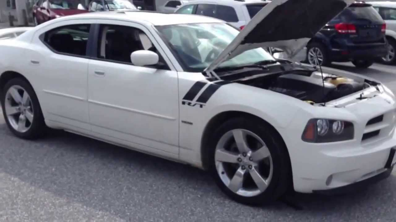 08 Dodge Charger Rt >> 2008 Dodge Charger R T South Burlington Vt Sethwhitingcars