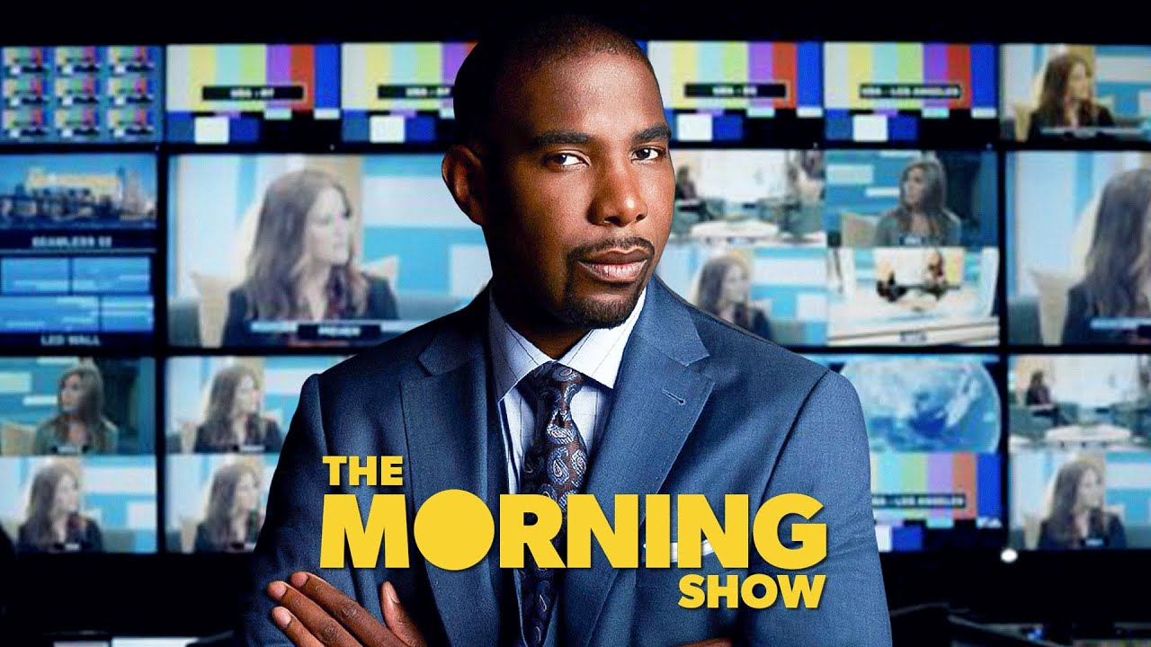 Desean Terry on The Morning Show Season 2 and and Why He Loves Playing Flawed Characters