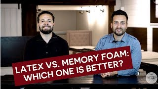 Latex Vs Memory Foam: Which One Is Better?