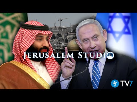 Saudi-Israel Relations And Prospects Of Peace – Jerusalem Studio 523