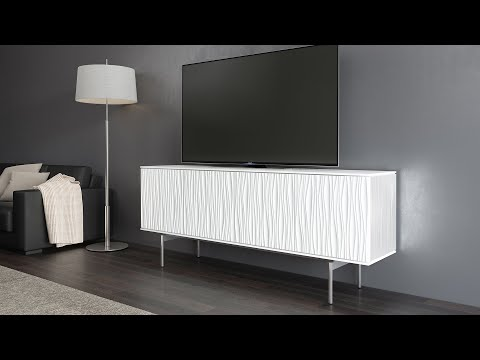 Tanami Modern TV Stand & Storage Console by BDI Furniture