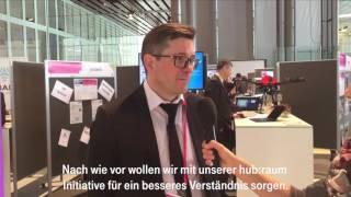 Die Telekom feiert NarrowBand IoT Lösungen beim NB-IoT Prototyping Hub Summit