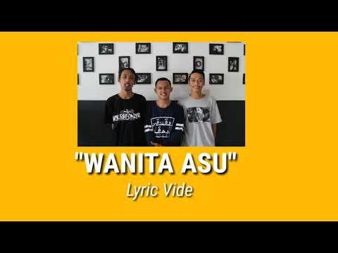 JABAT TANGAN - WANITA ASU ( Official lyric video )