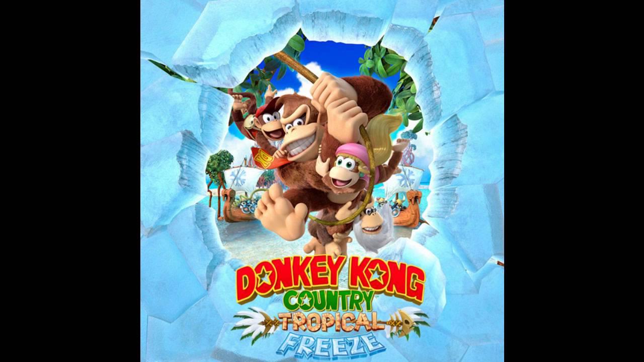 Donkey Kong Country: Tropical Freeze Soundtrack