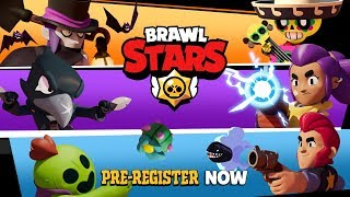 Brawl Stars: Pre-Register Now