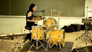 Prince SHEILA E. At UAG,drums Solo, ILOJAZZ , Improvisation , Guadeloupe