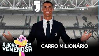 O novo carro de Cristiano Ronaldo