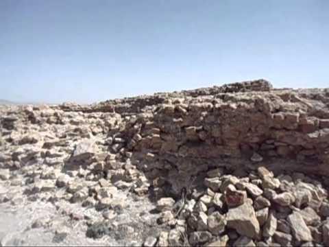 City Timgad Algeria.The effects of ancient Roman