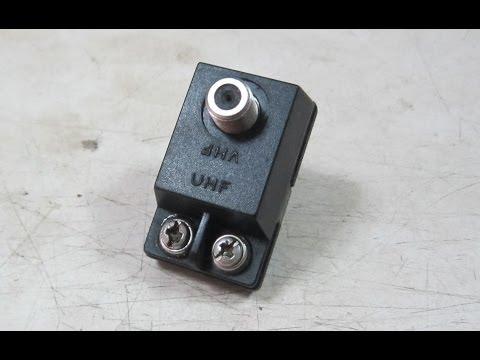 TV Antenna Band Separator (VHF UHF Mixer)