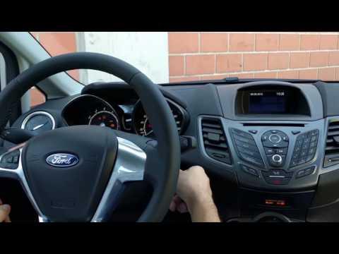 Nuova Ford Fiesta Come Effettuare Il Reset Della Spia Pressione