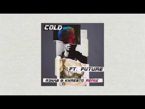 Maroon 5 ft Future  Cold R3hab & Khrebto Remix