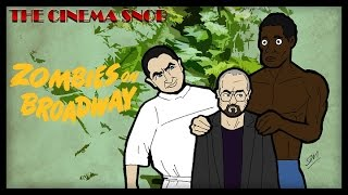 The Cinema Snob: ZOMBIES ON BROADWAY