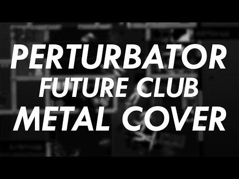 Perturbator - Future Club Metal Cover (Hotline Miami Goes Metal)