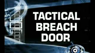 Action Target: Tactical Breach Door Overview