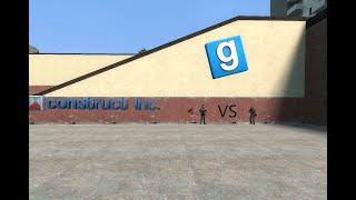 проверяем кто победит спецназ или террористы Garry's Mod/Gmod