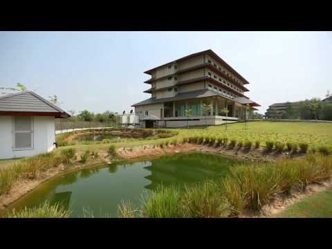 ศูนย์การเรียนรู้ธนาคารกสิกรไทย LEED-NC Platinum แห่งแรกในไทย: อาคารเขียวแห่งความพอเพียง